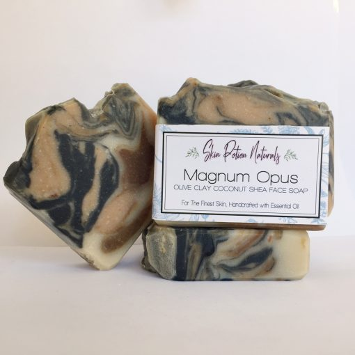 natural moisturizing face soap for dry sensitive oily